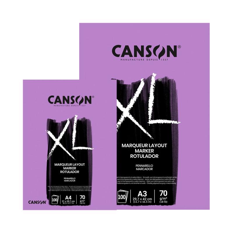 Bloc XL Marker Canson Encolat Casa Piera Barcelona