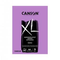 Bloc XL A4 Marker Canson Encolat Casa Piera Barcelona