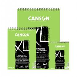 Bloc XL Recyclé Canson Con Espiral Casa Piera Barcelona