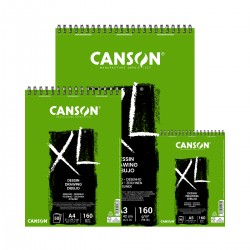 Bloc XL Dessin Canson Con Espiral Casa Piera Barcelona