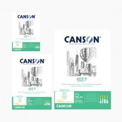 Bloc Dibujo Canson 1557 120g