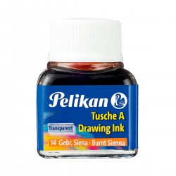 Tinta China Pelikan 14 10 mL Casa Piera Barcelona