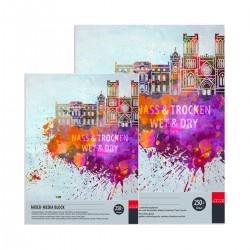 Bloc Ami Mixed Media 250G Casa Piera Barcelona
