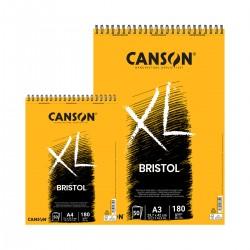 Bloc XL Bristol Canson Con Espiral Casa Piera Barcelona