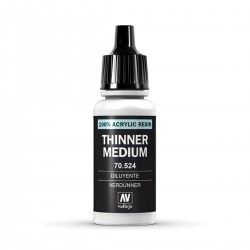 Medium Diluent Thinner...