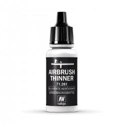 Airbrush Thinner Diluyente...