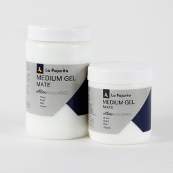Medium Gel Mat La Pajarita