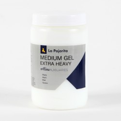 Medium Gel Extra Heavy Mat...