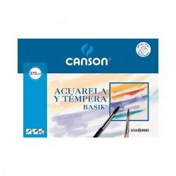Paper Aquarel·la Basik Canson 370G Casa Piera Barcelona