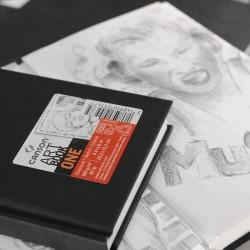 Art Book Sketch One Canson Casa Piera Barcelona