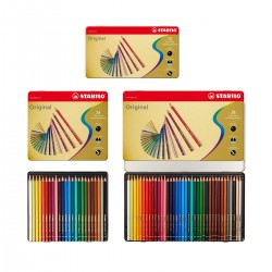 Cajas Lápices Color...