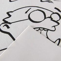 Paper Illustration 250G Canson Casa Piera Barcelona