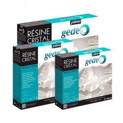 Resina Cristal Gedeo de Pebeo