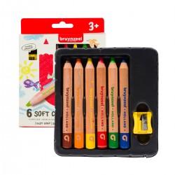 Set Lápices Color Gruesos...