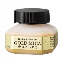 Tinta Gold Mica 60ml Kuretake