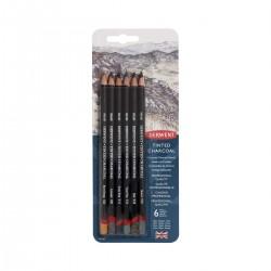 Set Lápices Carbón Color...