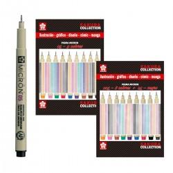 Sets Pigma Micron Colors...