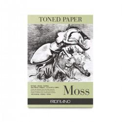 Bloc Papel Verde Toned Moss...