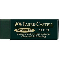 Goma Vinil Dust Free Faber Castell Casa Piera Barcelona