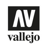 Logo acrílicos Vallejo